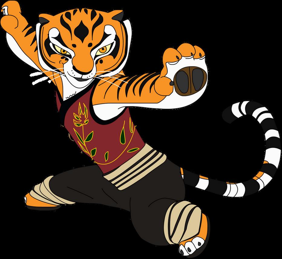 Tigresa Kung Fu Panda by McMoonTLoZ on DeviantArt