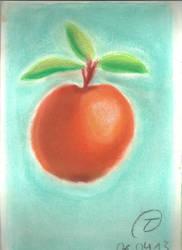 Dibujo 4- naranja