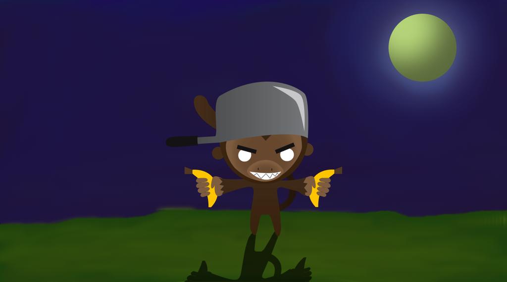 Bang Bang Little Monkey Man by Mikey64speedy