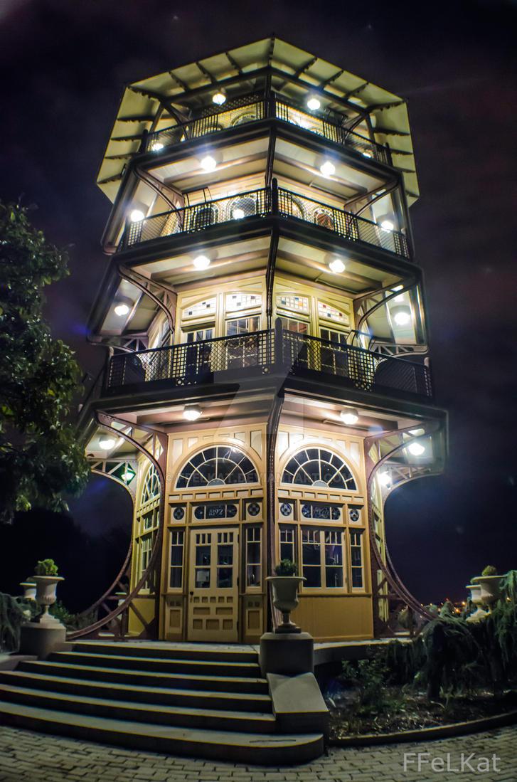 Pagoda 1 by FFeLKat