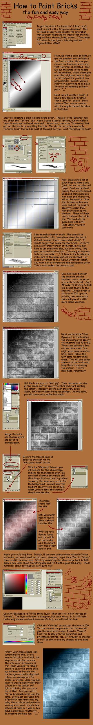 Brick Tutorial by Prima-Donna