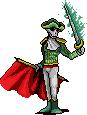 Matador sprite by Alexxxhunt