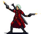 Dante sprite by Alexxxhunt