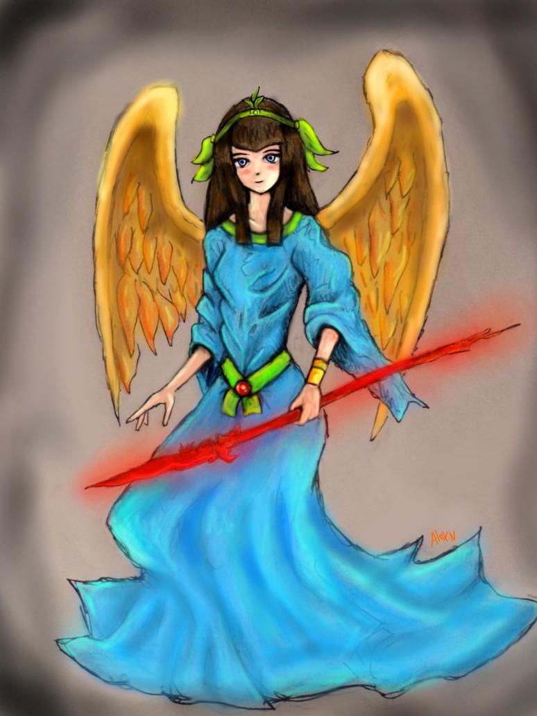 angel by Alexxxhunt