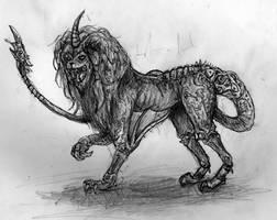 Bestia mitica