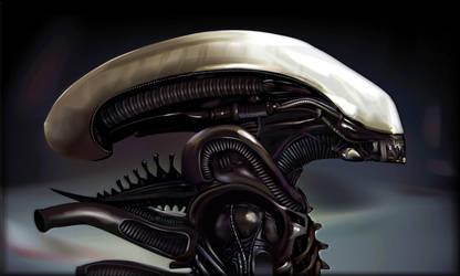 Alien by Alexxxhunt