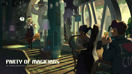 PARTY OF MAGICIANS
