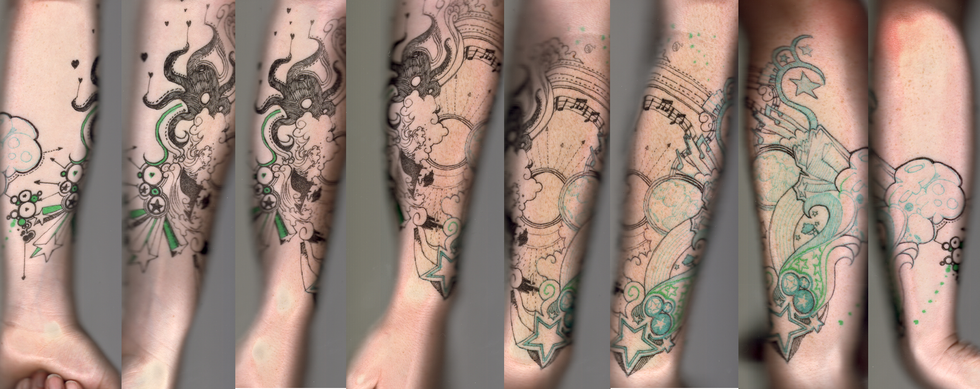 fake sleeve by oh-erin
