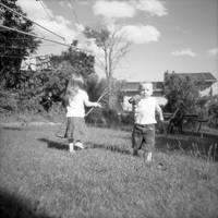 Backyard fun by imroy