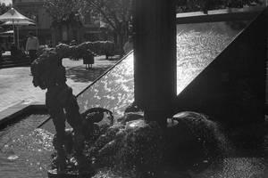 Paramatta fountain by imroy