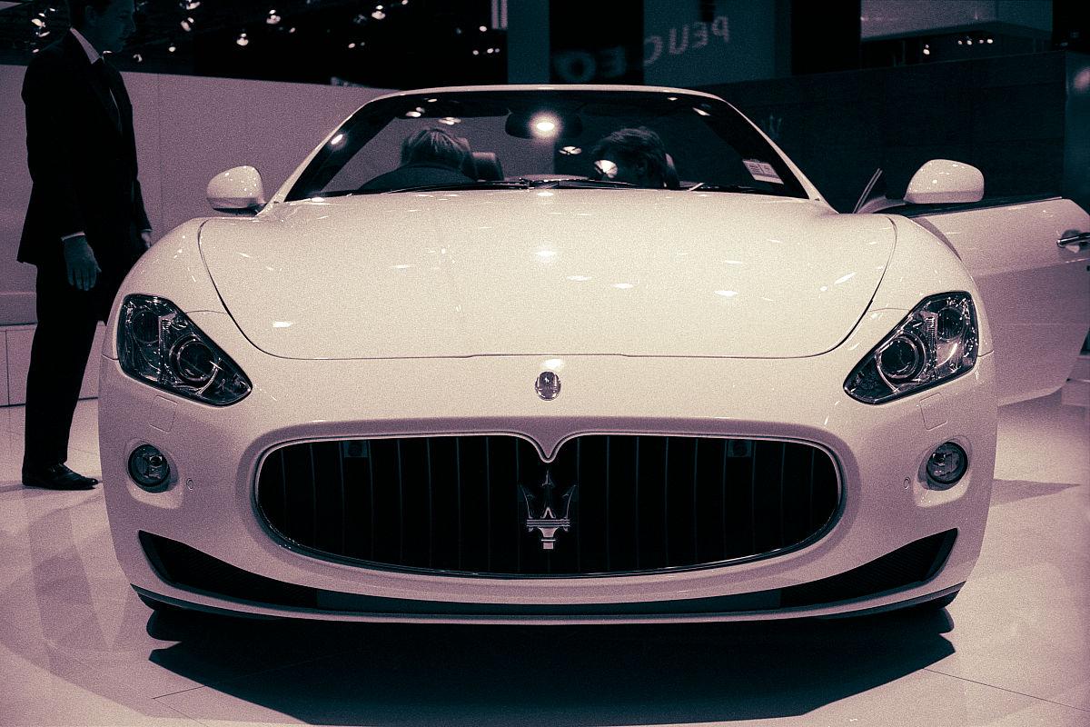 Maserati by imroy