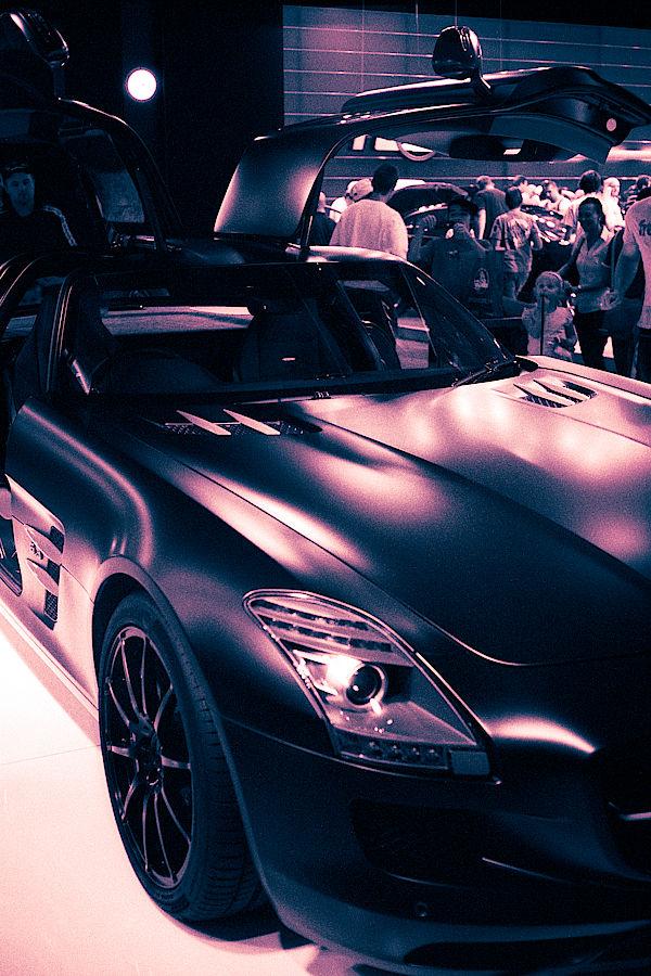 SLS AMG by imroy