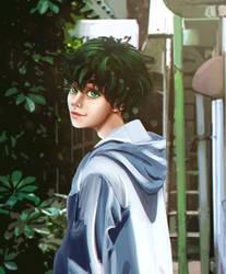 Midoriya Izuku by Anna-Rise