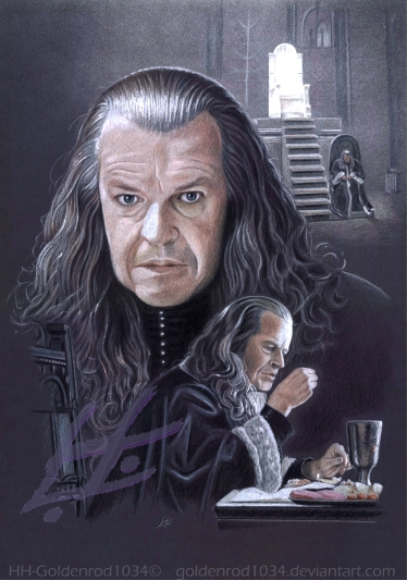 Denethor by goldenrod1034