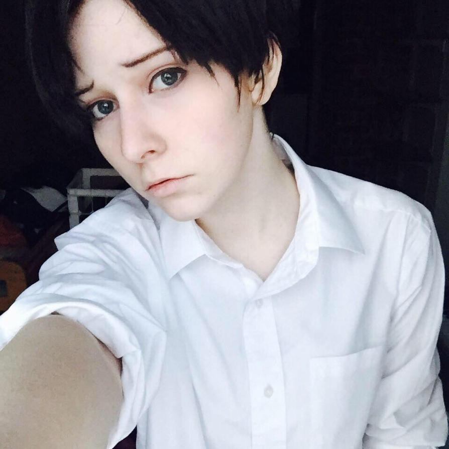 Sehr No regrets | Levi Ackerman by Oharu Cosplay by Shadows-Proxy on  FL15
