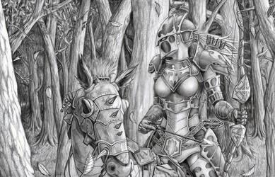 Rakion Archer : Story ...! by NemoRAK