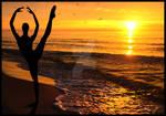 Sunset Dance -Revised-
