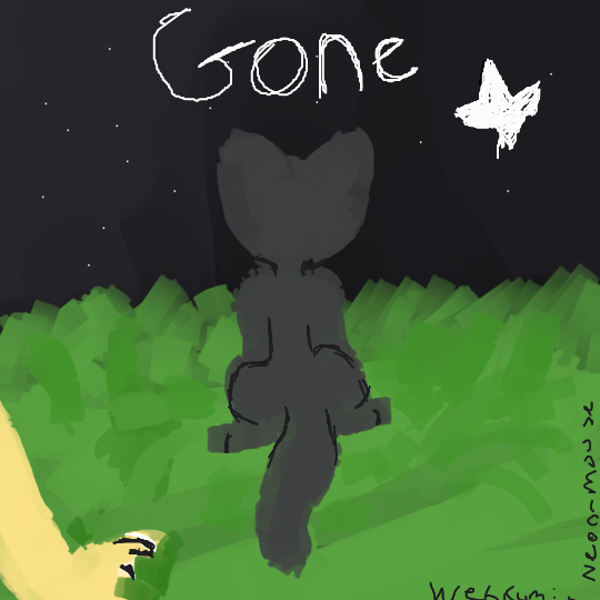 Gone cover !! by Neon-Mouse