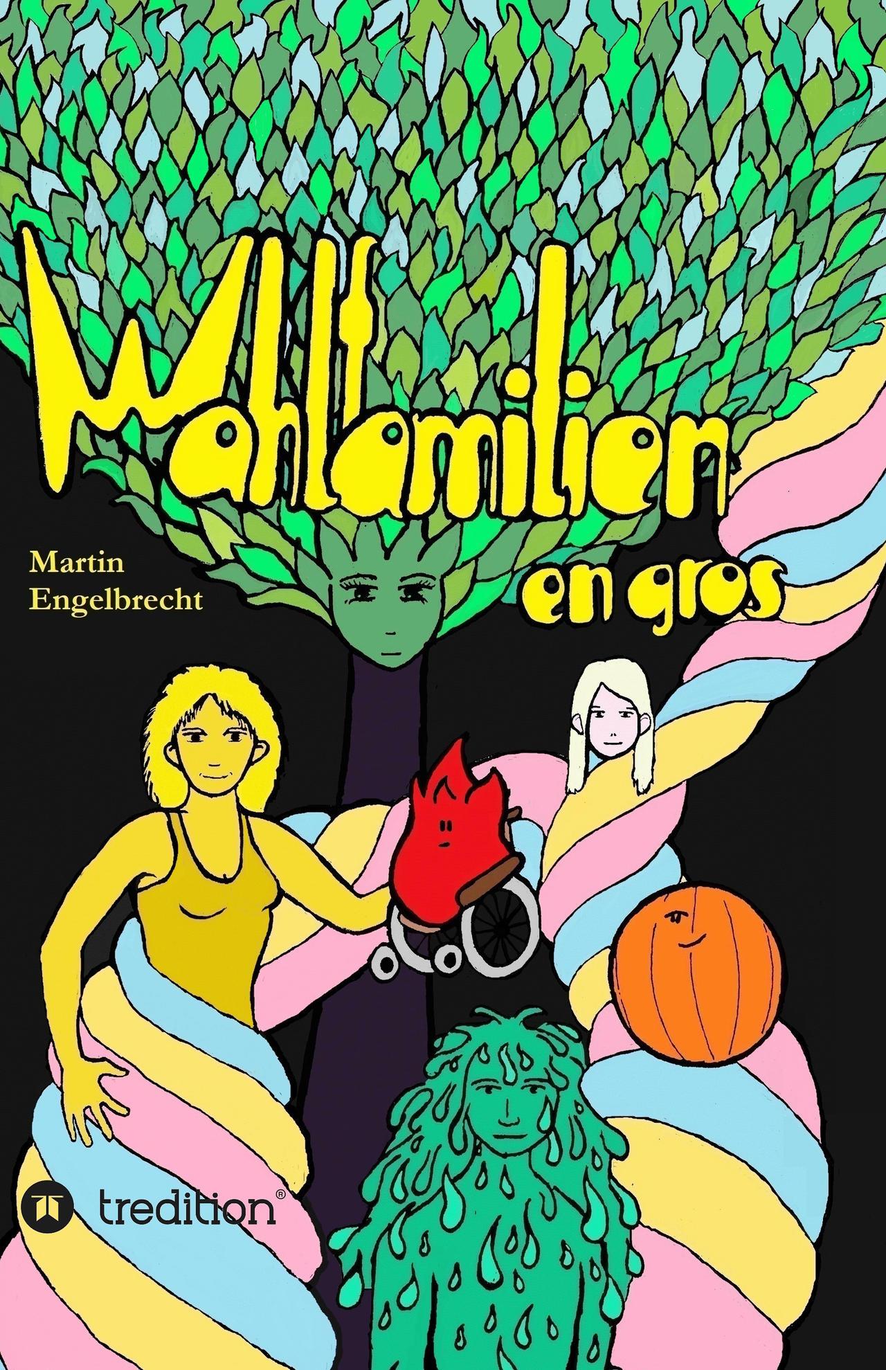 Das Cover meines neuen Buchs