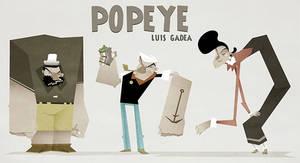 Popeye by gadeaster