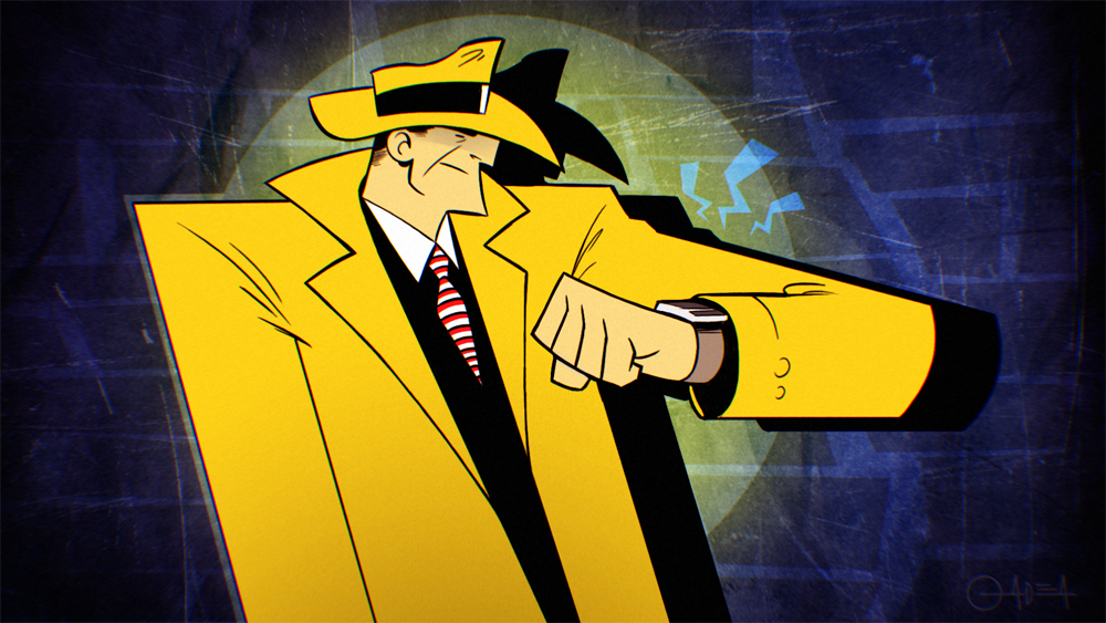 Dick Tracy Art 34