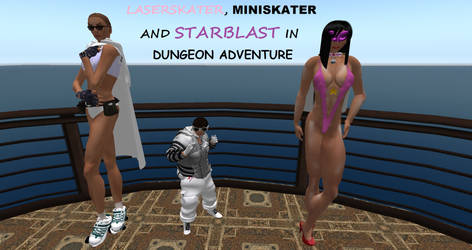 Dungeon Adventure (Cover)