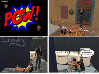 Dangerous Motel (part 3)