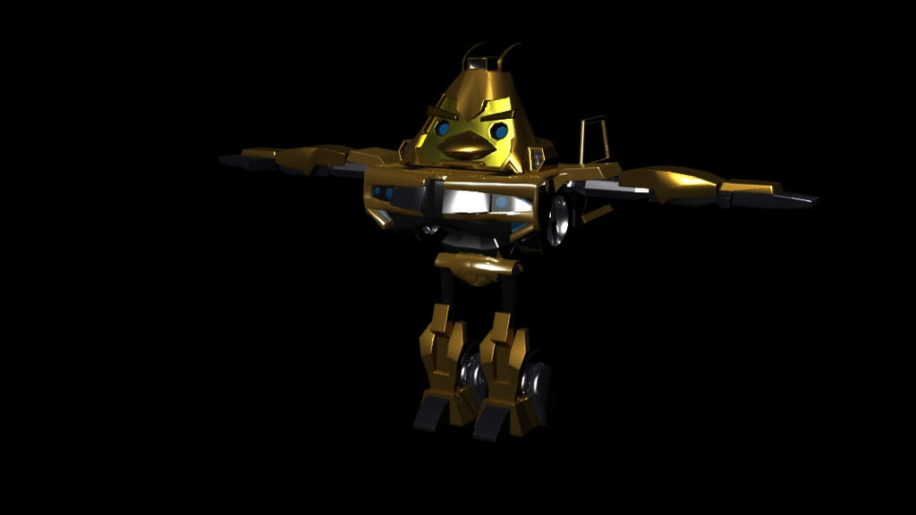 Bumblebee Angry Birds Transformers By Koetjeboes On DeviantArt