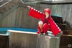 red angry bird (beni -- DRAMAtical Murder)