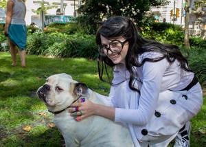good dog, horrible friend (Jade -- Homestuck)