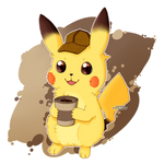 Coffee break (Speedpaint)
