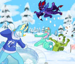 WSF - Snowball Fight
