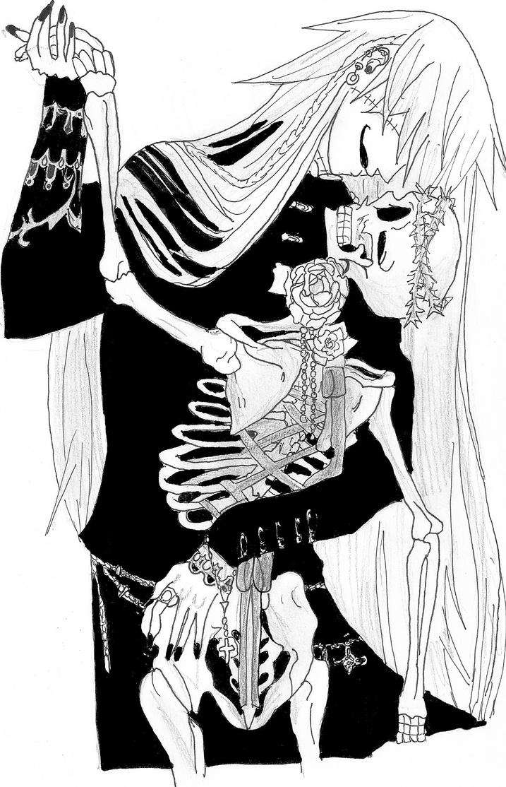 Black ButlerUndertaker By TheGabrielleAngel
