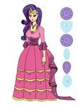 Rarity's Gala Dress