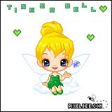 Tinker Bell by Naiyru