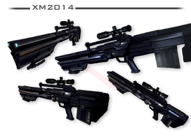 Gauss Rifle - CRYSIS VERSION by Seargent-Demolisher