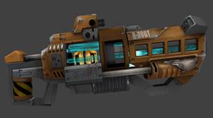 Plasma Grenade Launcher