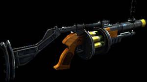 XR-13 Bellock Grenade Launcher