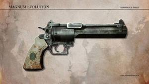 HE .44 Calibre Magnum