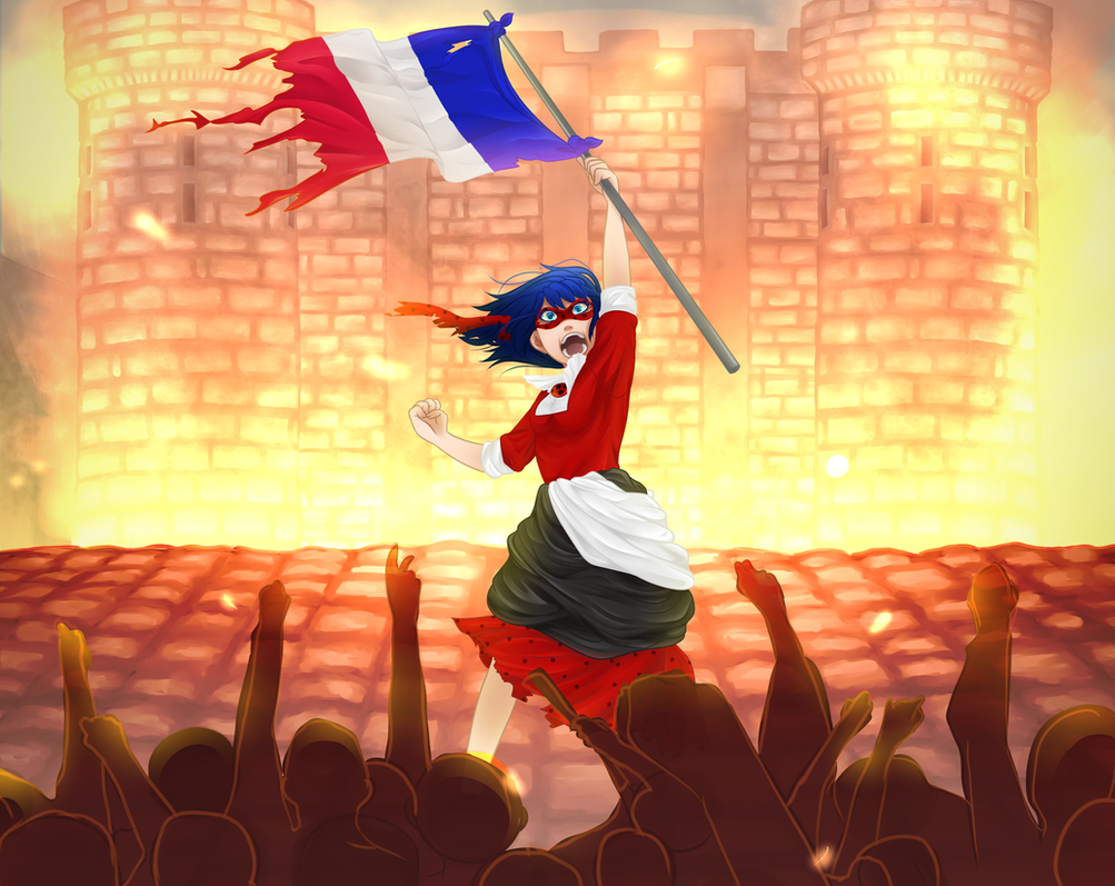 Bastille Day- We will Fight by project-ml
