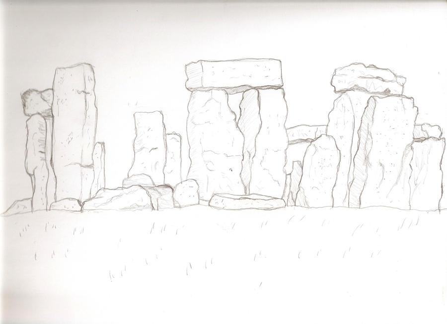 Stonehenge by maxevry