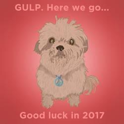 New Years Card 2017