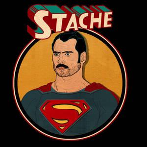 Super Stache t-shirt