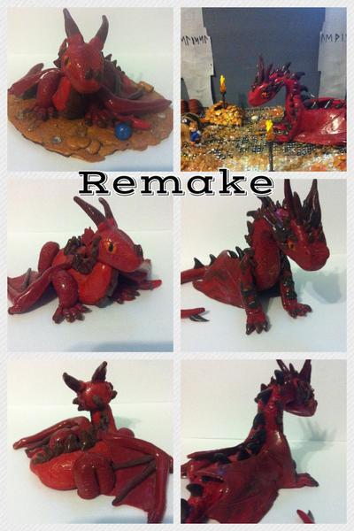 Smaug Remake by DoctorFrankyJoe