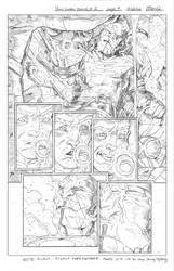 Green Lantern: Rebirth page 4 by comicbookCOOP