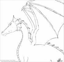 Dragon I by Fanir-Thuban
