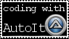 coding with AutoIt Stamp by Fanir-Thuban