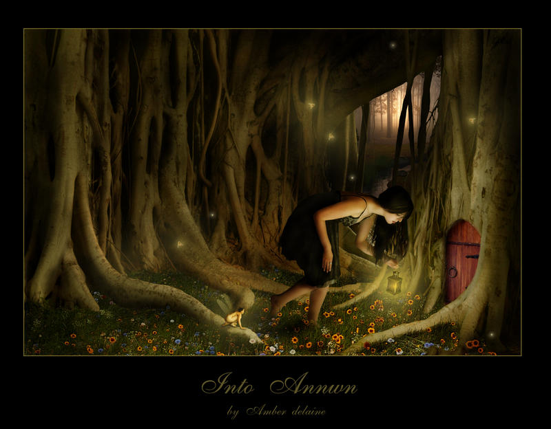 Into Annwn by amberskyfire
