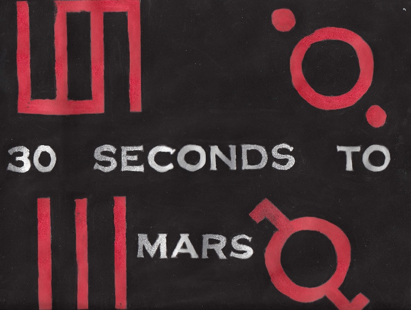 30 Seconds To Mars Logo By Gothic Flower Child On Deviantart