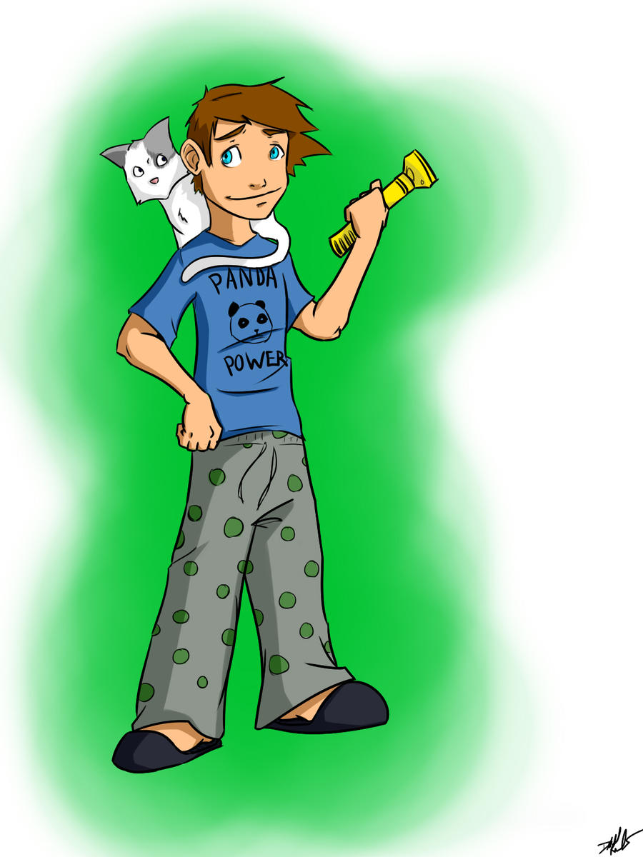 Kid book character by lonelion4ever